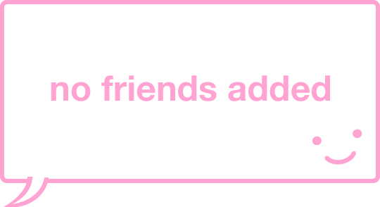 no friends added